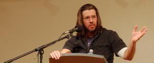 Ninjas of Nonfiction #7: David Foster Wallace by Daniel Carpenter