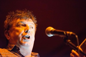 Stuart Maconie, The Real Story Live, April 22nd 2015 — at Gullivers NQ.